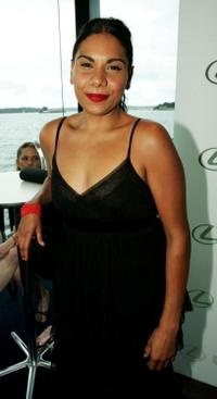 Deborah Mailman at the 2005 Lexus Inside Film Awards.