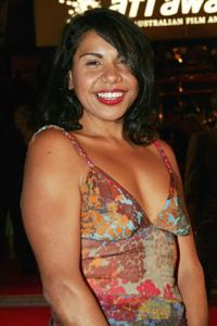 Deborah Mailman at the AFI Awards in Australia.
