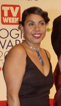 Deborah Mailman at the 45th Annual TV Week Logie Awards 2003.