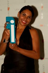 Deborah Mailman at the 2003 Lexus IF (Inside Film) Awards.