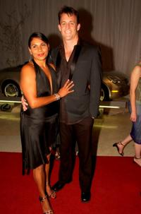 Deborah Mailman and Guest at the third ASTRA Awards.