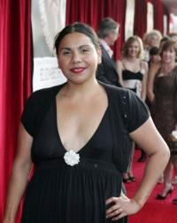 Deborah Mailman at the Sydney premiere of