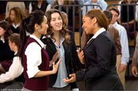 Brenda Song, Margo Harshman and Raven Symone in