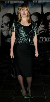 Jessica Stevenson at the world premiere of