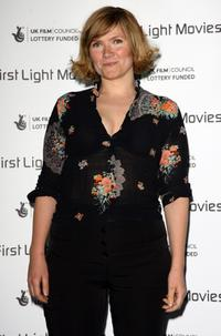 Jessica Stevenson at the First Light Film Awards.