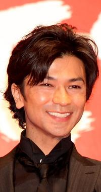 Shinji Takeda at the 20th Tokyo International Film Festival (TIFF).