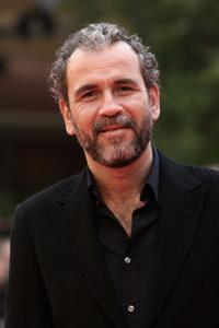 Guillermo Toledo at the premiere of