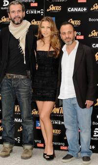 Guillermo Toledo, Elsa Pataky and Javier Gutierrez at the photocall of
