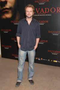 Tristan Ulloa at the photocall of