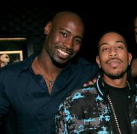 D.B. Woodside and Chris