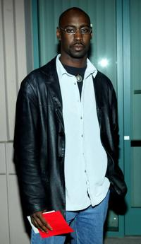 D.B. Woodside at the Academy of Television Arts and Sciences presentation of