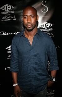 D.B. Woodside at the Chris