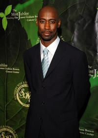 D.B. Woodside at the 2007 Mint Jubilee Gala Fundraiser.