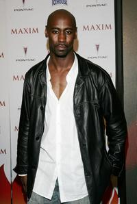 D.B. Woodside at the Maxim Hot 100 Party.