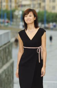 Xu Jinglei at the 52nd San Sebastian International Film Festival.
