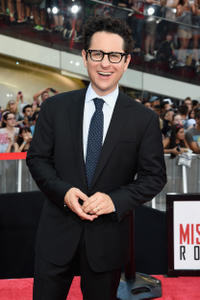 Producer J.J. Abrams at the New York premiere of