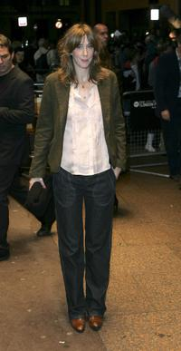 Beth Orton at the MTV gala screening of