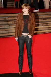 Beth Orton at the Brit Awards 2006.