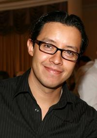 Efren Ramirez at the HFPA annual installation luncheon.