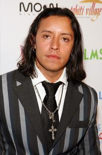 Efren Ramirez at the world premiere of
