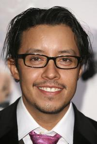 Efren Ramirez at the premiere of