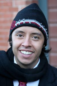 Efren Ramirez at the 2007 Sundance Film Festival.