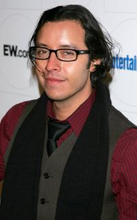 Efren Ramirez at the Entertainment Weekly's celebration of the 2007 Sundance Film Festival and the launch of Sixdegrees.org during the Sundance Film Festival '07.