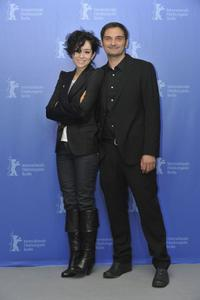 Zrinka Cvitesic and Leon Lucev at the 60th Berlin International Film Festival.