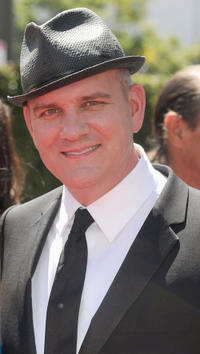 Mike O'Malley at the 62nd Primetime Creative Arts Emmy Awards in California.