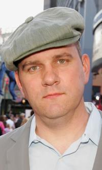 Mike O'Malley at the premiere of
