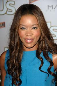 Golden Brooks at the Us Hollywood 2007 Party.