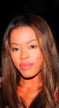 Golden Brooks at the LA premiere of