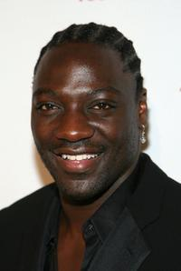 Adewale Akinnuoye-Agbaje at the 2006 Spirit of Liberty Awards.