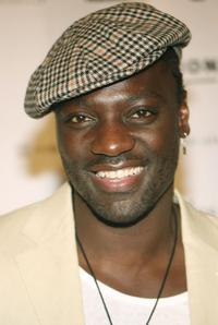 Adewale Akinnuoye-Agbaje at the 2006 Los Angeles Fashion Awards.