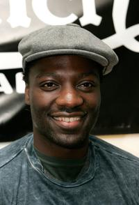 Adewale Akinnuoye-Agbaje at the Showtime Style 2006, a pre-Golden Globe awards.