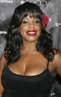 Niecy Nash at the Macy's Passport auction and fashion show.