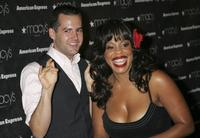 Ross Mathews and Niecy Nash at the Macy's Passport auction and fashion show.