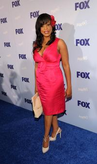 Niecy Nash at the 2008 FOX Upfront.