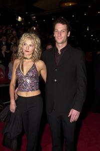 Rupert Reid and Guest at the TV Week Logies 2000.