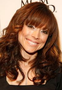 Liz Vassey at the grand opening of