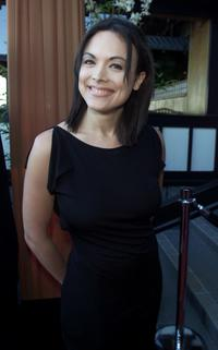 Liz Vassey at the Fox Summer 2002 Party.