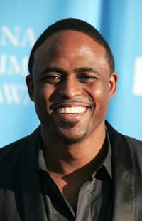 Wayne Brady at the 39th NAACP Image Awards.