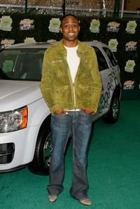 Wayne Brady at the Chevy Rocks The Future at Buena Vista Lot.