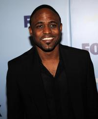 Wayne Brady at the 2008 FOX Upfront.