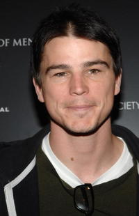 Josh Hartnett at a N.Y. screening of