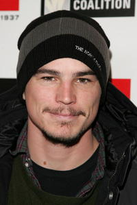 Josh Hartnett at the Ray Ban Visionary Awards during the 2007 Sundance Film Festival in Utah.
