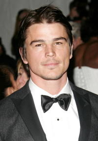 Josh Hartnett at the Metropolitan Museum of Art Costume Institute Benefit Gala