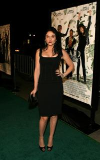 Jodi Lyn O'Keefe at the premiere of