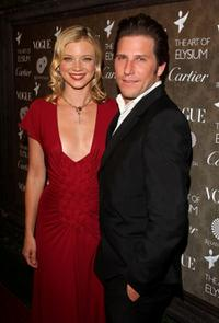 Amy Smart and Branden Williams at the Art Of Elysium's 2nd Annual Heaven Gala.