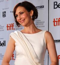 Vera Farmiga at the Toronto premiere of